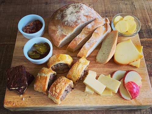 Ploughman's Picnic Box for 2 people