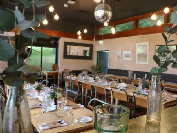 Supper Club at The Garden Cafe Hove