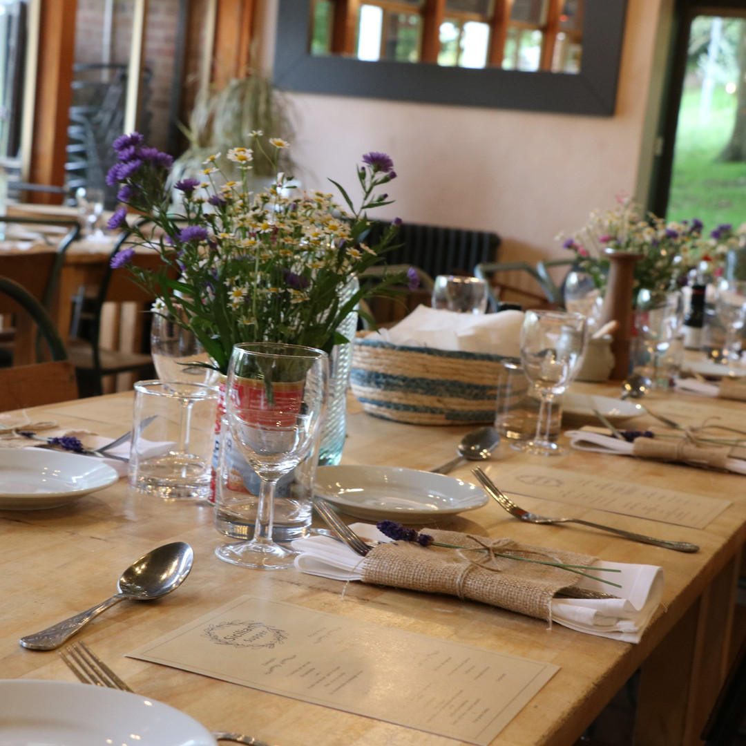 Supper Club at the Garden Cafe