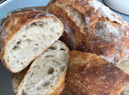 All you knead to know about making the sourdough perfect loaf