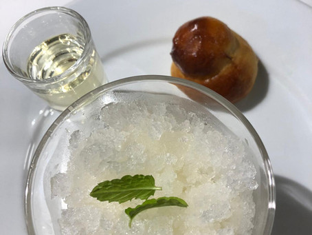 Bring the sunshine to you with a Sicilian granita