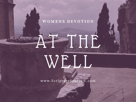 At the Well (Courage to tell the Truth)