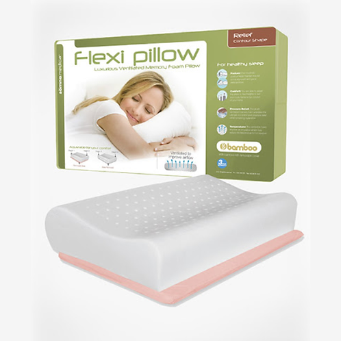 Relief Contour Pillow