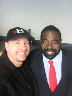 Les Brown in Cleveland
