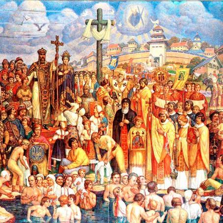 Catholic Healing from National Trauma — On the Sunday of All Saints of Rus-Ukraine