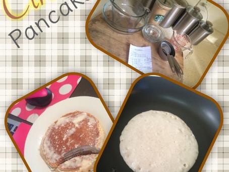 The Best Cinnamon Pancakes