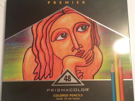 Across the Spectrum: My Prismacolors