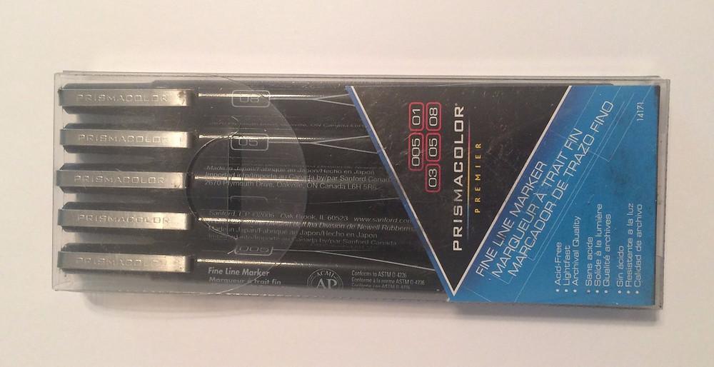 Prismacolor Fine Line Marker