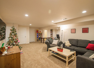 Why basements are our favorite!