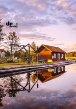 Schweden: Abendstille