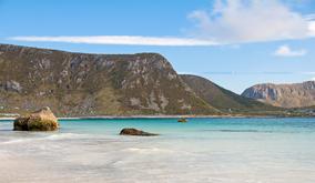 Norwegen: Thors Badewanne