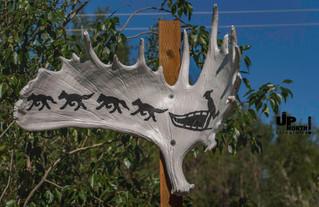 Alaska: Hinweisschilder mal anders