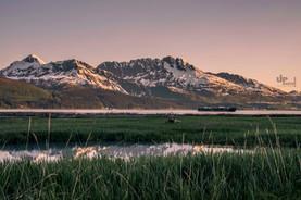 Alaska: When the sun goes down