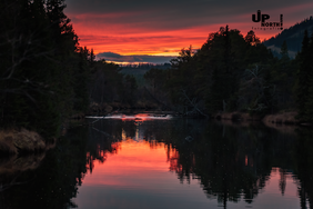 Schweden: Himmelsfeuer in Härjedalen