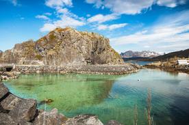Norwegen: Badewannenbuchten