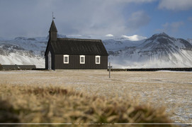 Island: Einsam am Meer