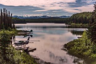 Alaska: Floatplanes en masse