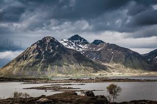 Norwegen: Zuckerhutberge