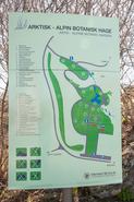 Norwegen: Nördl. botanischer Garten der Welt
