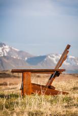 Norwegen: Sitz mit Aussicht