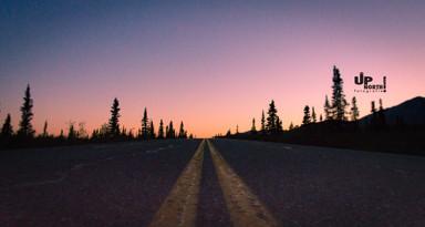 Alaska: Mitternacht gen Norden