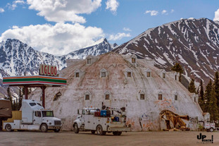 Alaska: Giganten-Iglu