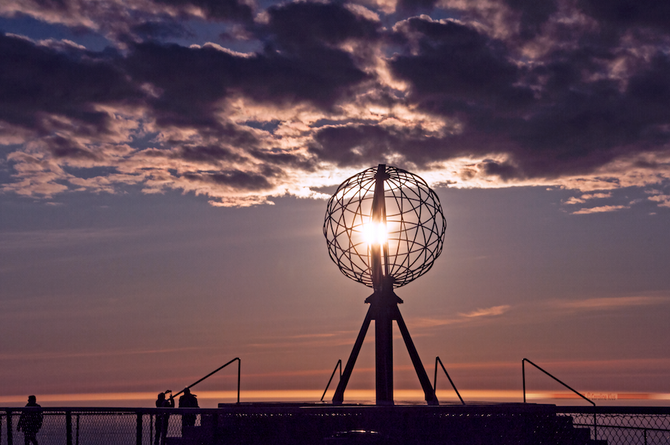 Norwegen: Das Nordkap