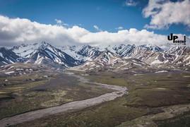 Alaska: Farbvielfalt am Polychrome Overlook