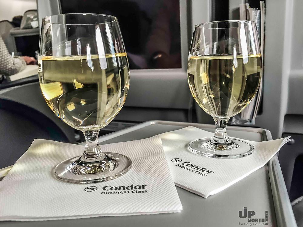 Direktflug Condor Business Class
