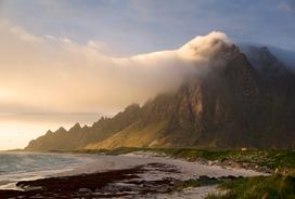 Norwegen: Wenn die Wolken tief hängen