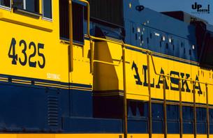 Alaska: RR für Railroad