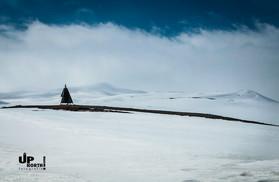 Schweden: Schnee im Juni