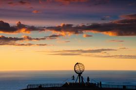 Norwegen - Nordkap-Hüpfer