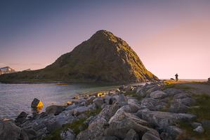 Norwegen: Wandern unter der Mitternachtssonne
