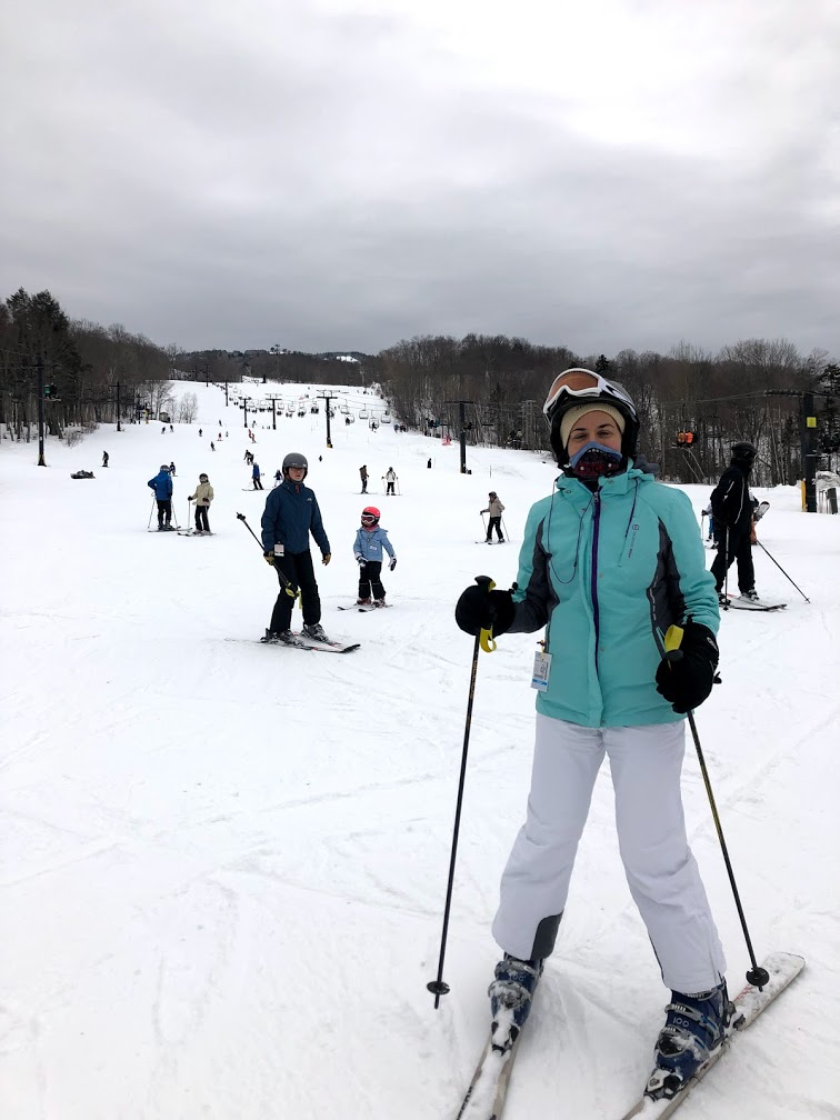 Mt. Snow, Vermont, USA