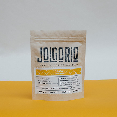 Java (125 gr)