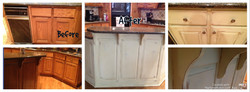 Kitchen Island Transformation