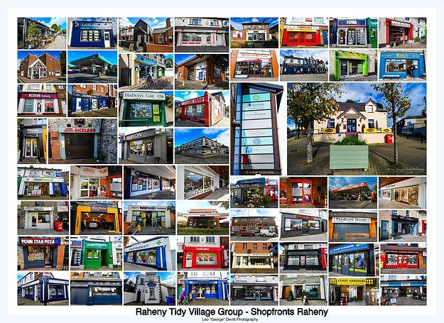 Shop Fronts Raheny Tidy Towns