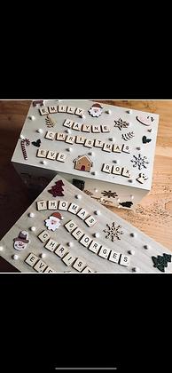 Christmas Eve Box by Jenny- MEDIUM
