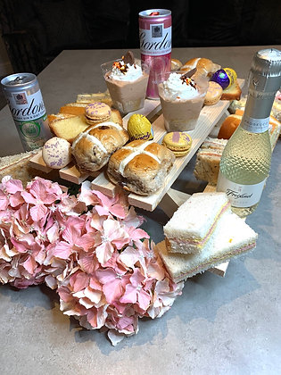 EASTER Afternoon Tea Without Bench