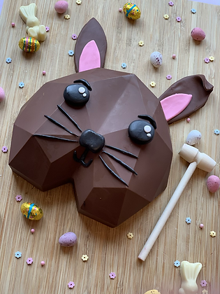 Easter Bunny Chocolate SMASH surprise