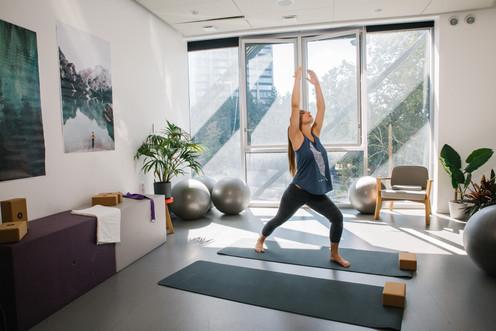 Yoga time !