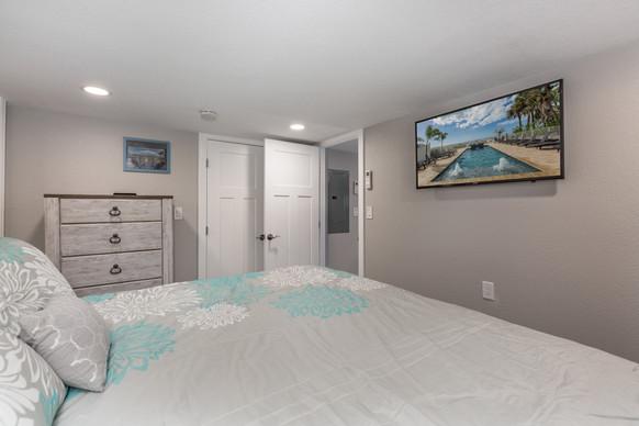 Master Bedroom Cabana Unit
