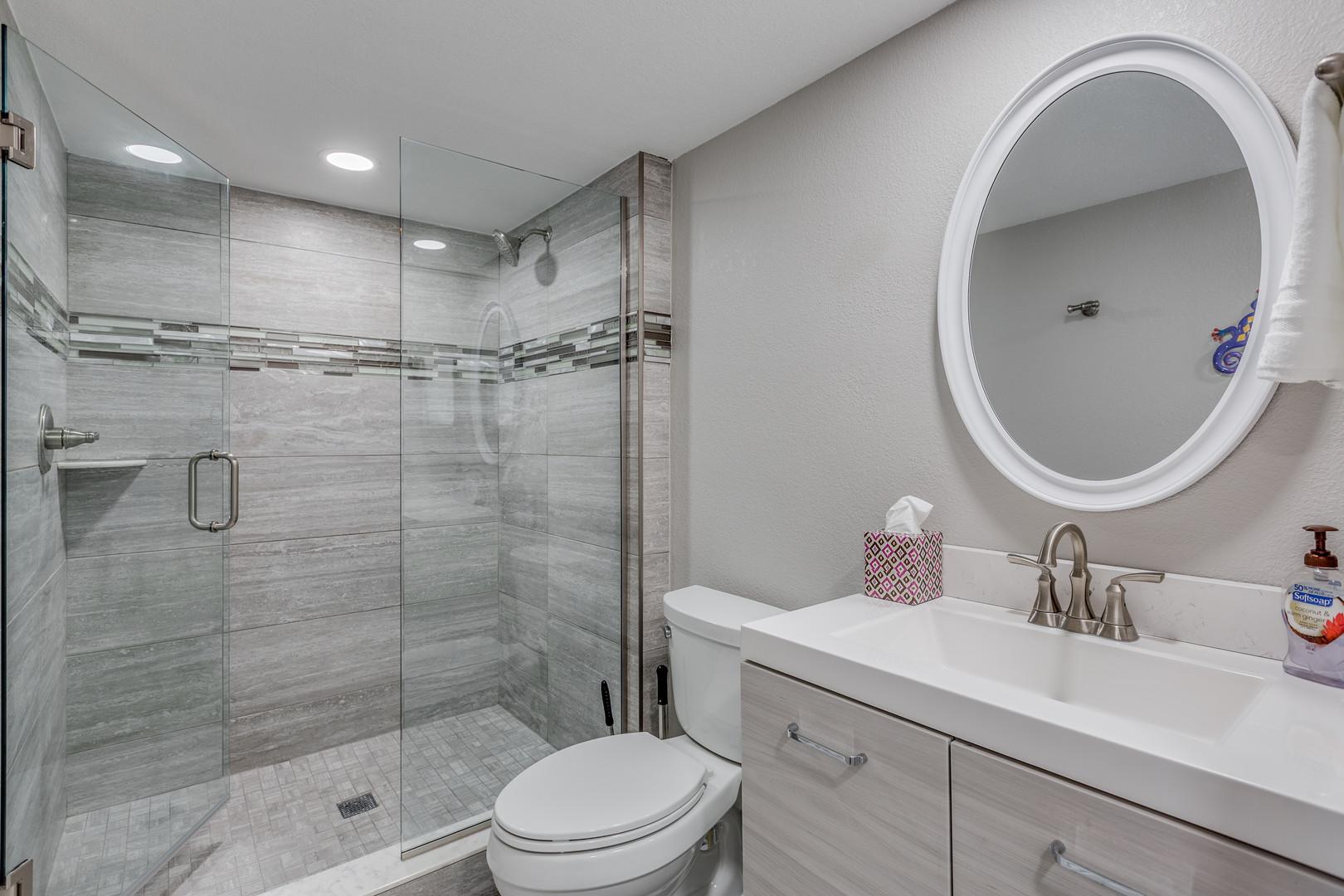 Bathroom Cabana Unit