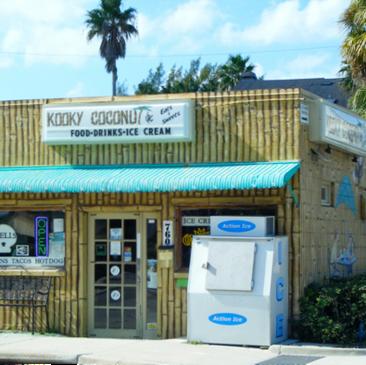 kooky coconut cafe