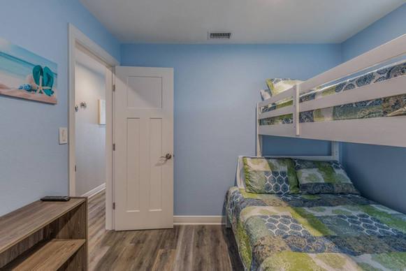 3rd Bedroom Unit 3