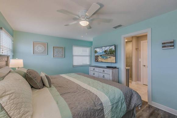 Master Bedroom Unit 1