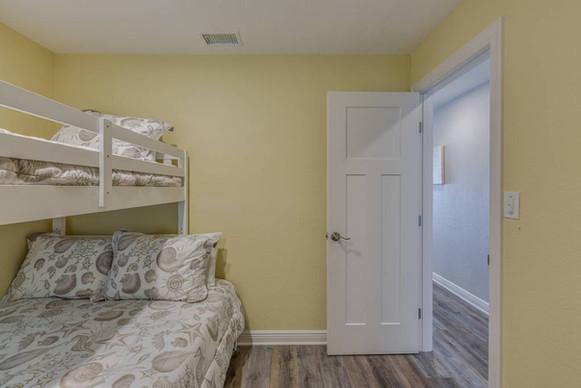 3rd Bedroom Unit 1