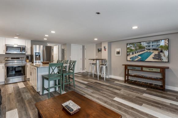 Family Room & Kitchen Cabana Unit