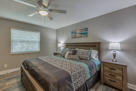 2nd Bedroom Unit 4